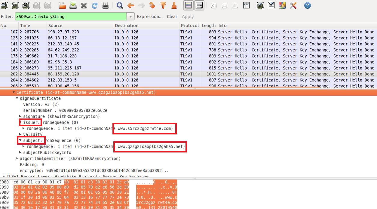 Detecting Tor traffic with Bro network traffic analyzer